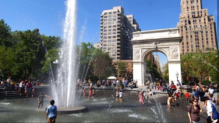 Washington Square Park & Lower West Side